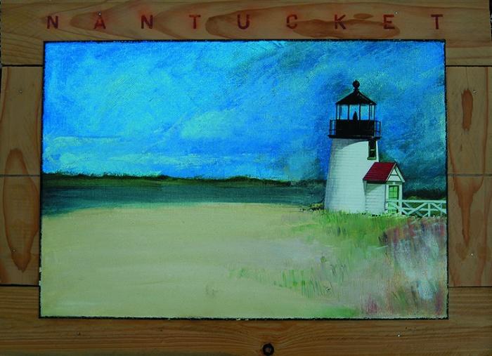 """1 """"Nantucket"""" USA"""