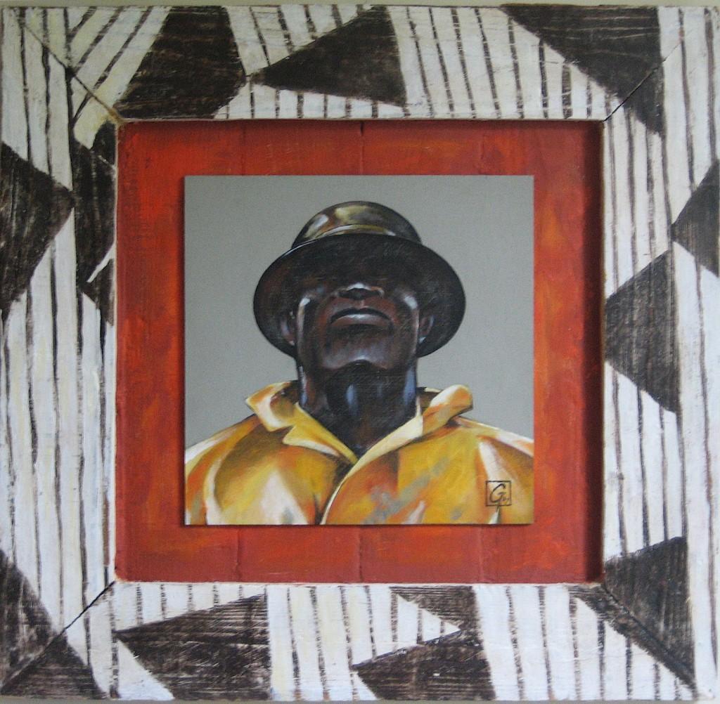 """10 """"Portrait+cadre""""Guinée"""