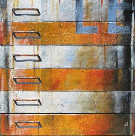 "12 ""Grand phare orange """