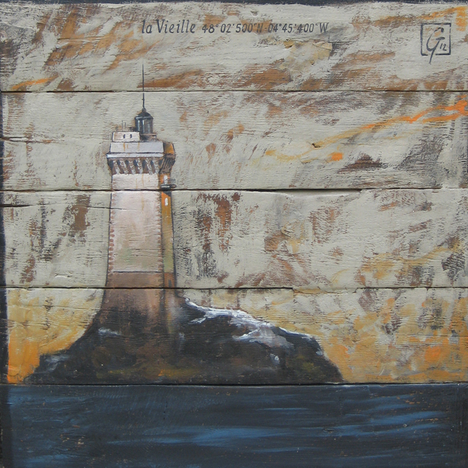 "3 Phare ""La Vieille"""