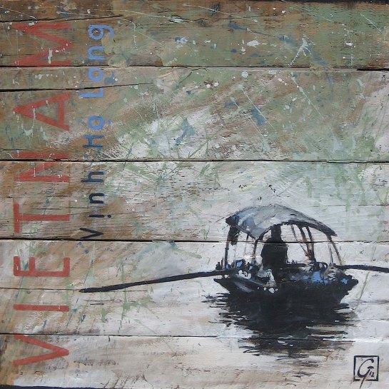 "3 ""Vinh Ha Long"" Vietnam"
