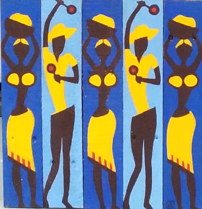 """4""""Danseurs"""" Cuba"""