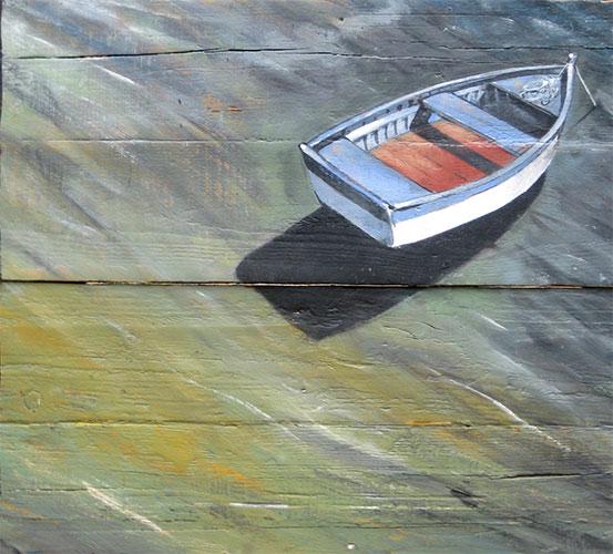 7 Petite barque