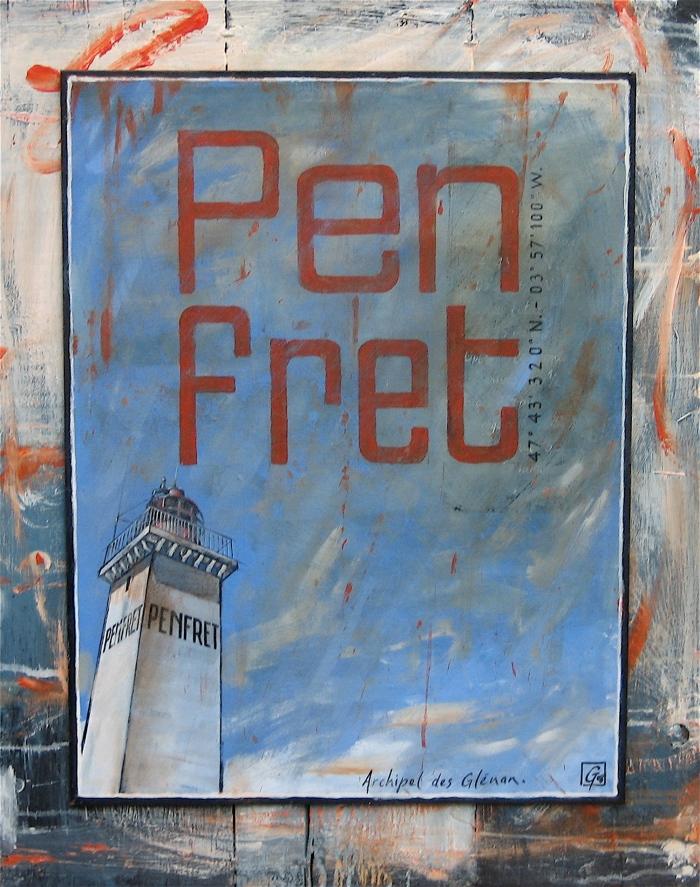 """7 Phare """"Penfret"""""""