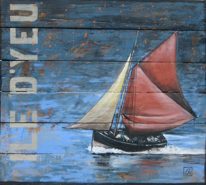 bateau ile d'Yeu